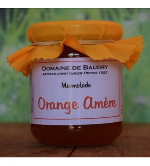 Marmelade Orange Amère