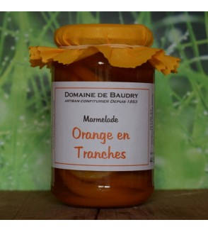 Marmelade Orange Tranches