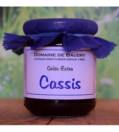 Gelée Cassis
