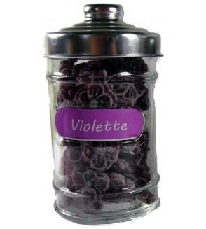 Bonbonnière Violette