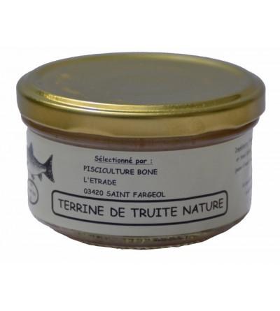 Terrine de Truites Nature