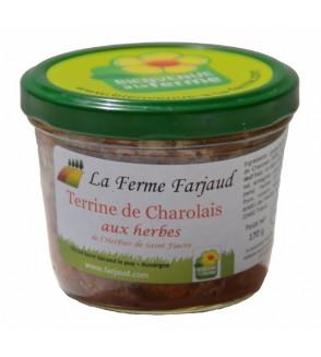 Terrine de Charolais aux Herbes