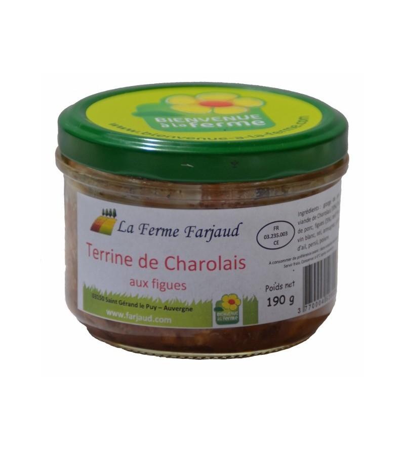 Terrine de Charolais aux Figues