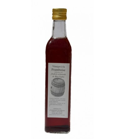 Vinaigre à la Framboise