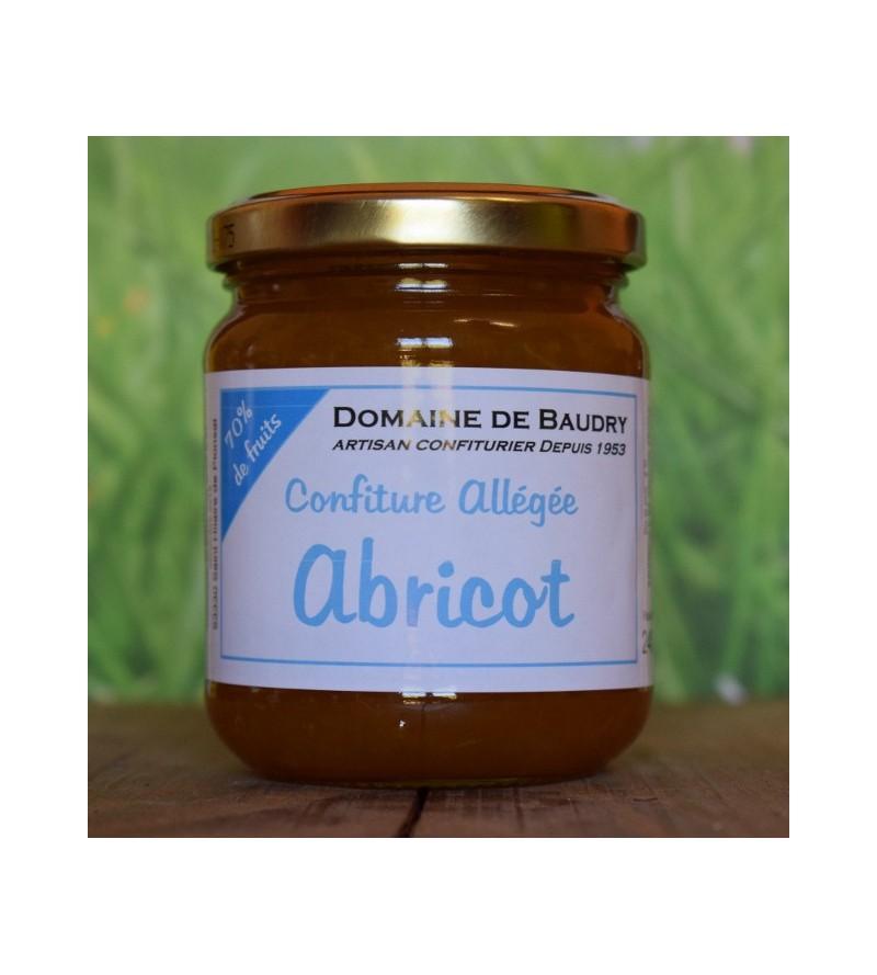 Confiture Allégée d'Abricot