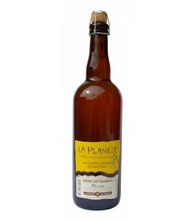 """Bière Artisanale """"LA PLANEZE"""""""
