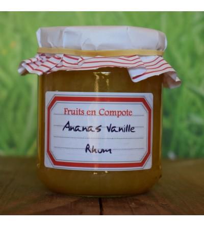 Ananas Vanille Rhum
