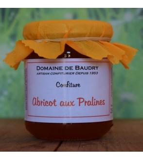 Confiture Abricot aux Pralines