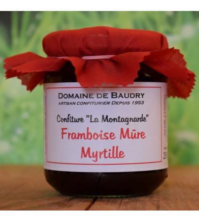 """Confiture """"La Montagnarde"""""""
