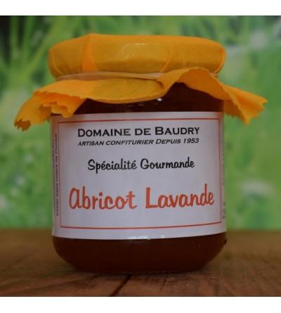 Abricot saveur Lavande