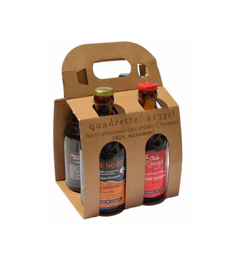 """Bière Artisanale """"Pack Découverte"""""""