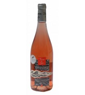 Vin d'Auvergne Terre et Lave