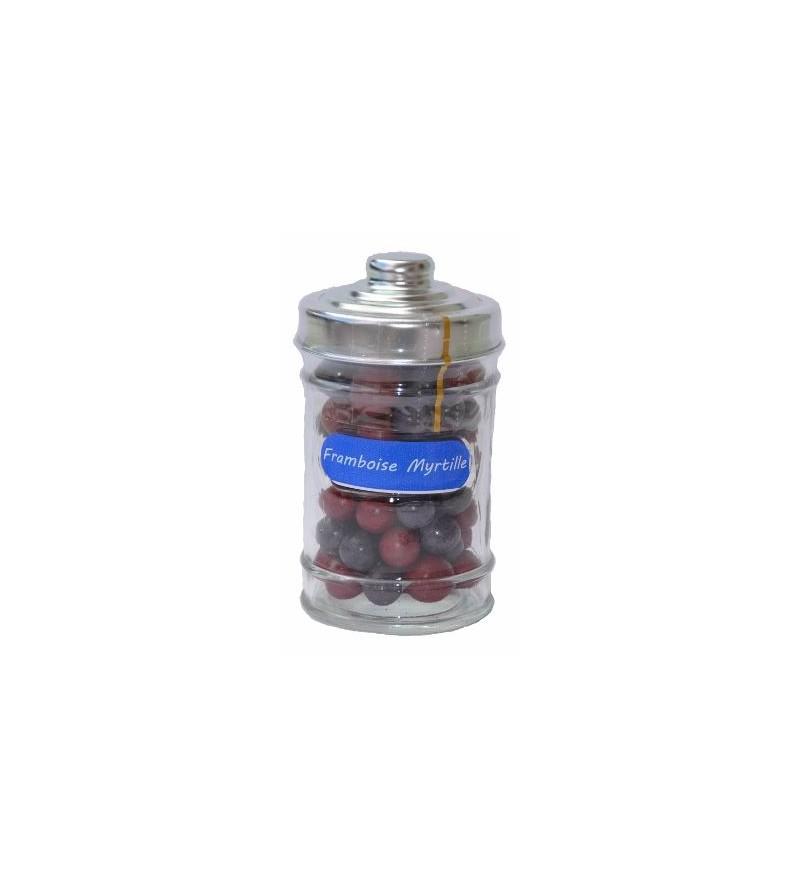 Bonbonnière Framboise-Myrtille