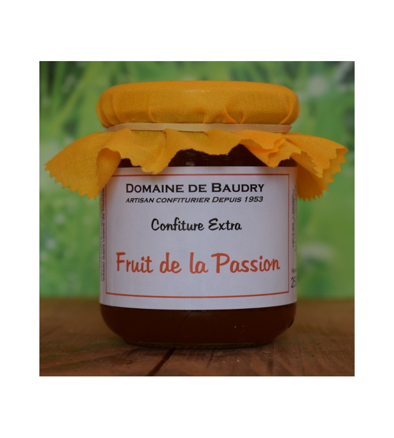Confiture Fruit de la Passion