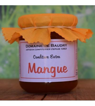 Confiture Mangue