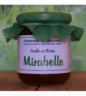 Confiture Mirabelle