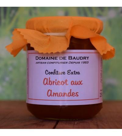 Confiture Abricot aux Amandes