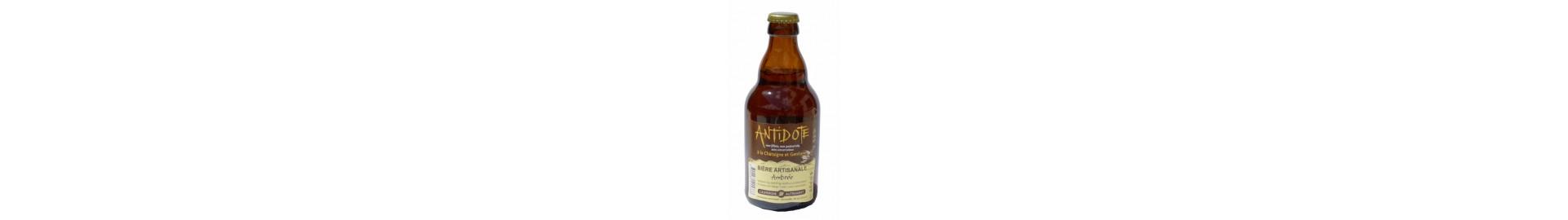 Bières artisanales d'Auvergne
