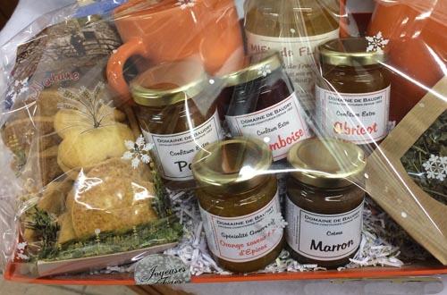 Idées cadeau - produits Baudry Auvergne